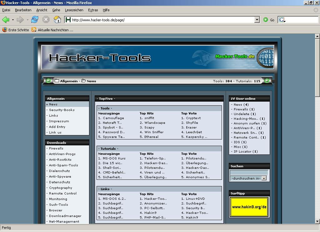 hacking tools Hacking tools is a free software download website that offers ethical hacking tools, penetration testing tools for pc.
